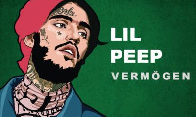 Lil Peep Vermögen und Einkommen