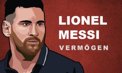 Lionel Messi Vermögen und Einkommen