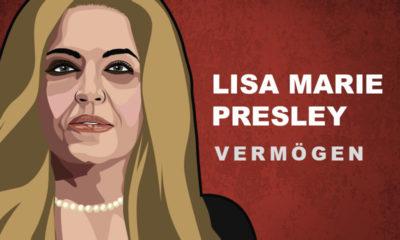 Lisa Marie Presley Vermögen und Einkommen
