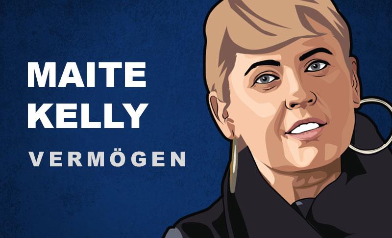 Maite Kelly Vermögen und Einkommen