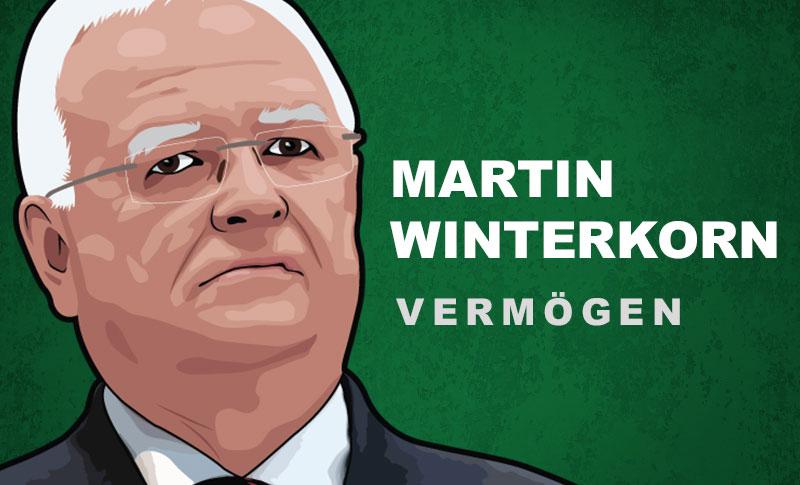 Martin Winterkorn Vermögen und Einkommen