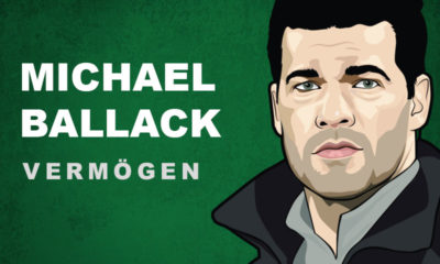 Michael Ballack Vermögen und Einkommen