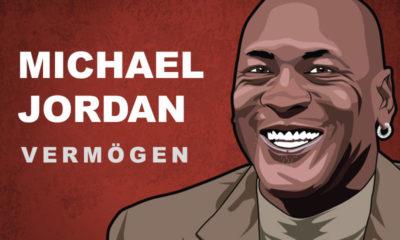 Michael Jordan Vermögen und Einkommen