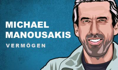Michael Manousakis Vermögen und Einkommen