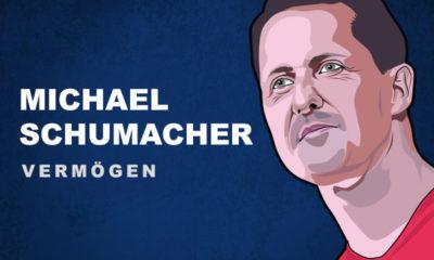 Michael Schumacher Vermögen und Einkommen
