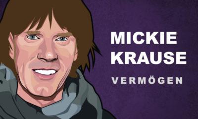 Mickie Krause Vermögen und Einkommen