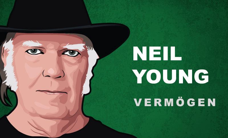 Neil Young Vermögen und Einkommen