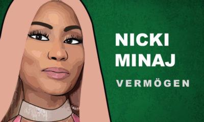 Nicki Minaj Vermögen und Einkommen