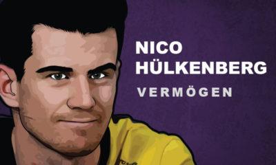 Nico Hülkenberg Vermögen und Einkommen