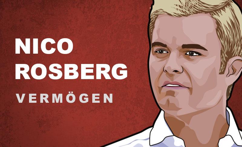Nico Rosberg Vermögen und Einkommen