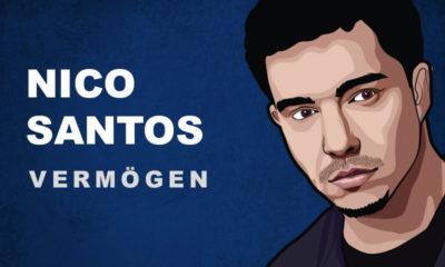 Nico Santos Vermögen und Einkommen