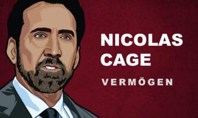 Nicolas Cage Vermögen und Einkommen