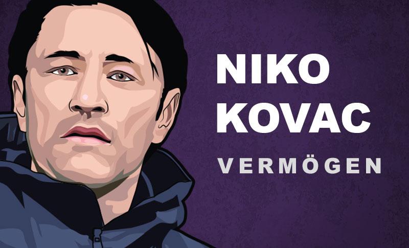 Niko Kovac Vermögen und Einkommen