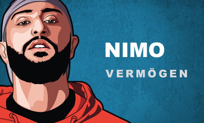 Nimo Vermögen und Einkommen