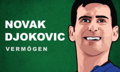Novak Djokovic Vermögen und Einkommen