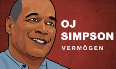 O.J. Simpson Vermögen und Einkommen