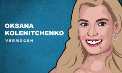 Oksana Kolenitchenko Vermögen und Einkommen