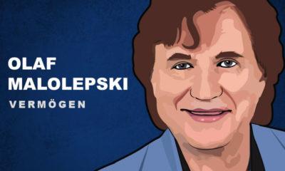 Olaf Malolepski Vermögen und Einkommen