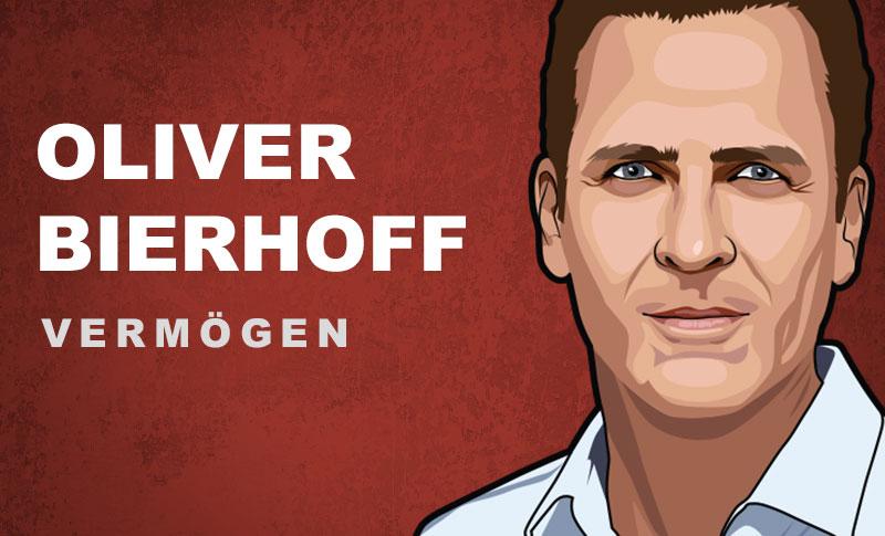 Oliver Bierhoff Vermögen und Einkommen