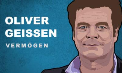 Oliver Geissen Vermögen und Einkommen