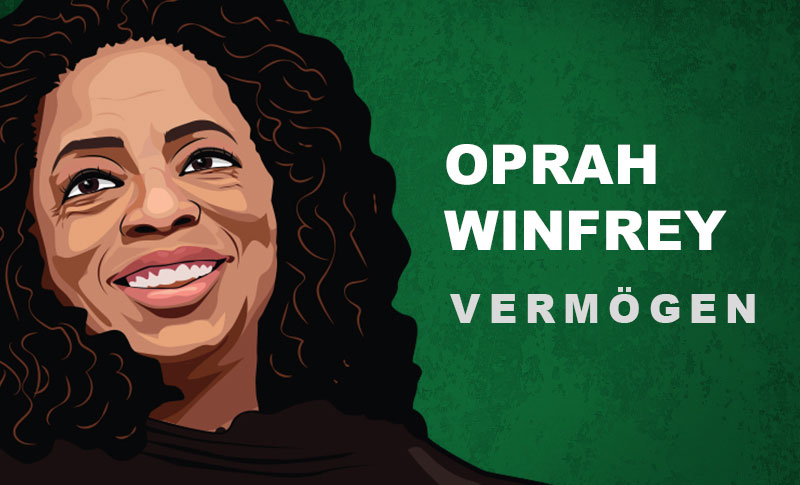 Oprah Winfrey Vermögen und Einkommen