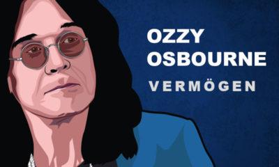 Ozzy Osbourne Vermögen und Einkommen