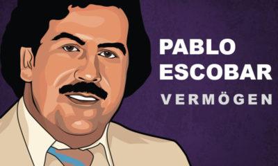Pablo Escobar Vermögen und Einkommen