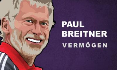 Paul Breitner Vermögen und Einkommen