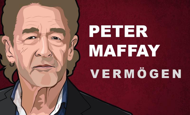 Peter Maffay Vermögen und Einkommen