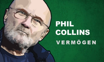 Phil Collins Vermögen und Einkommen