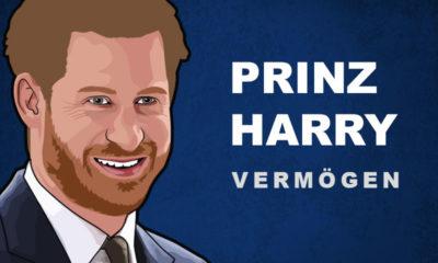 Prinz Harry Vermögen und Einkommen