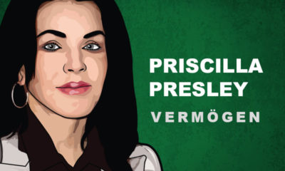 Priscilla Presley Vermögen und Einkommen