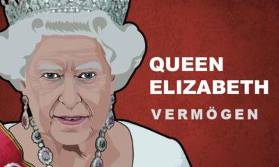 Queen Elizabeth Vermögen und Einkommen