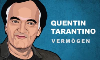 Quentin Tarantino Vermögen und Einkommen