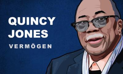 Quincy Jones Vermögen und Einkommen
