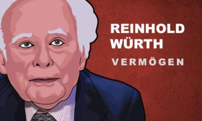 Reinhold Würth Vermögen und Einkommen