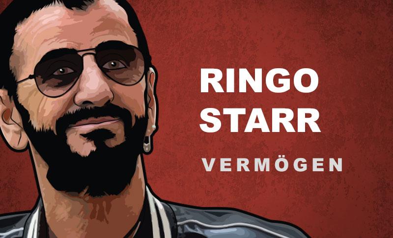 Ringo Starr Vermögen und Einkommen