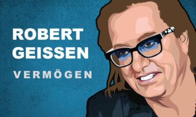 Robert Geissen Vermögen und Einkommen