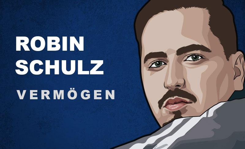 Robin Schulz Vermögen und Einkommen