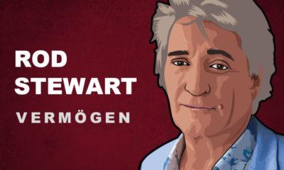 Rod Stewart Vermögen und Einkommen