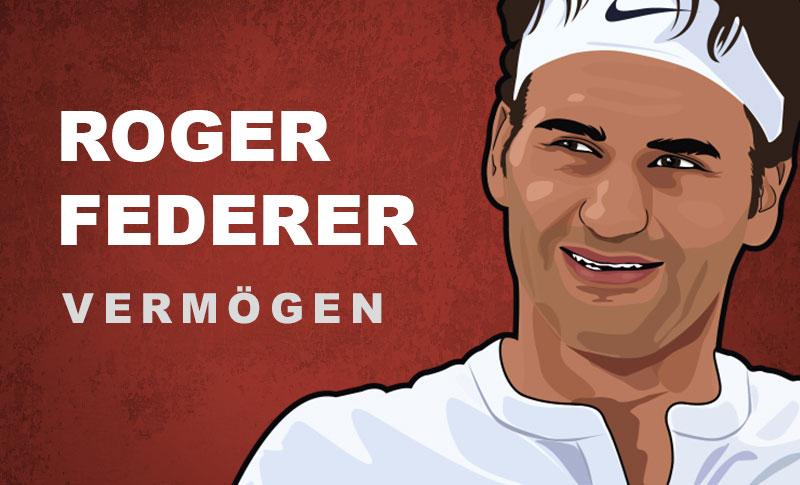 Roger Federer Vermögen und Einkommen