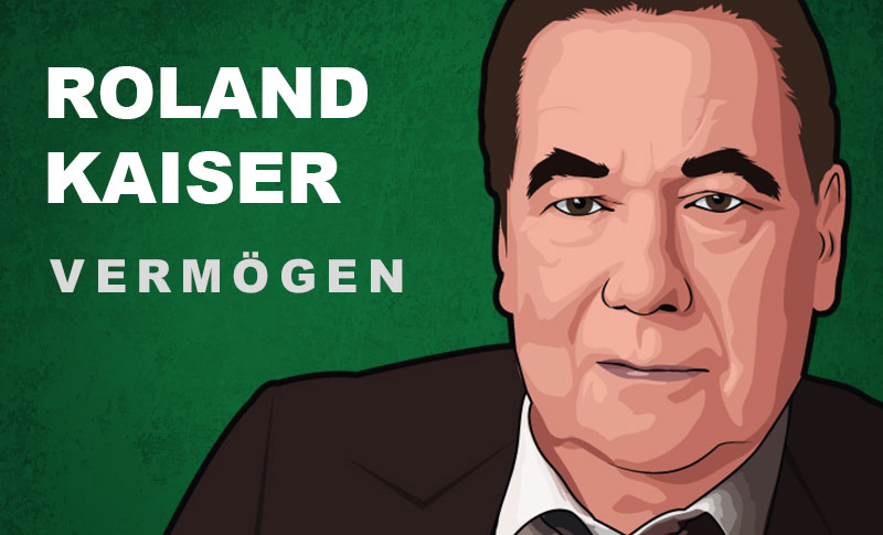 Roland Kaiser Vermögen und Einkommen