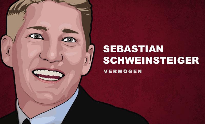 Sebastian Schweinsteiger Vermögen und Einkommen