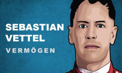 Sebastian Vettel Vermögen und Einkommen