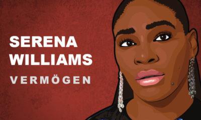 Serena Williams Vermögen und Einkommen