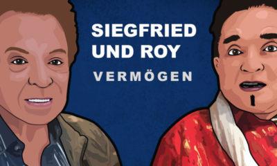 Siegfried und Roy Vermögen und Einkommen