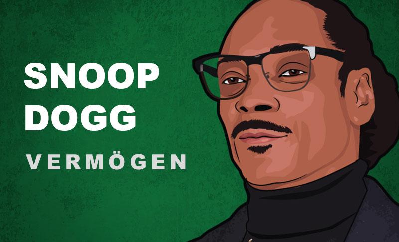 Snoop Dogg Vermögen und Einkommen