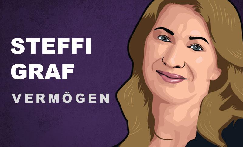 Steffi Graf Vermögen und Einkommen