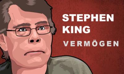 Stephen King Vermögen und Einkommen