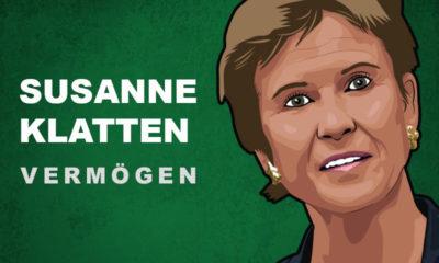 Susanne Klatten Vermögen und Einkommen